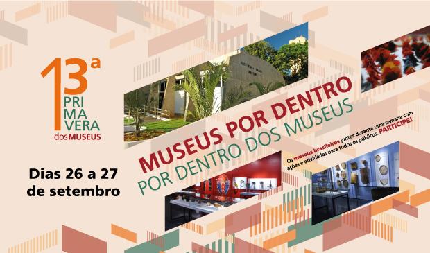 13° Primavera dos Museus