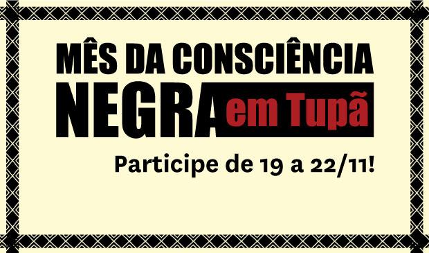 Consciência Negra em Tupã
