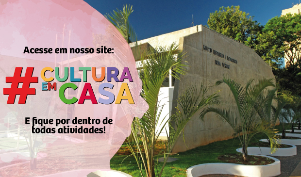 #Culturaemcasa